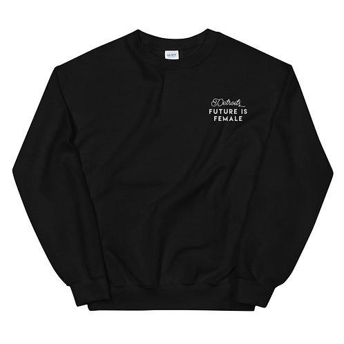Classic Embroidered Genderless Sweatshirt