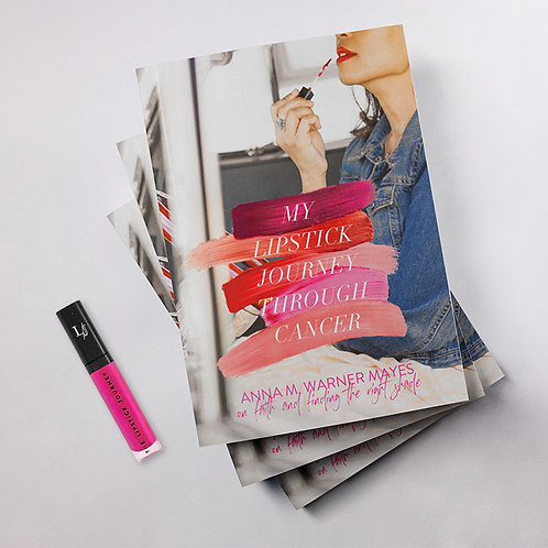 Book + Lipstick Set