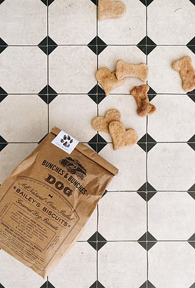 Bailey's Natural Dog Biscuits