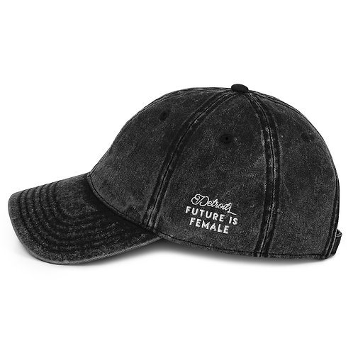 Classic Embroidered Vintage Cap