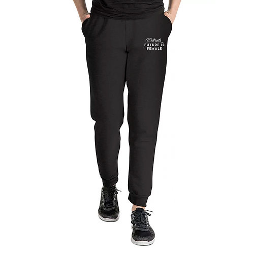 Classic Embroidered Genderless Sweats