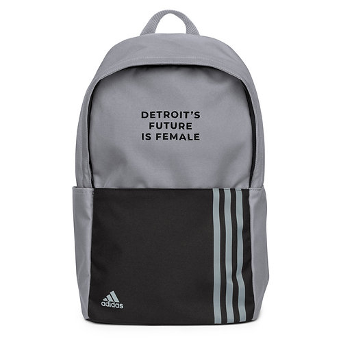 Embroidered Basics Recycled Polyester Adidas Backpack