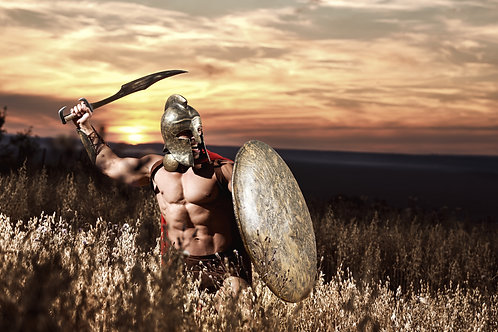 Gladiator Lip Balm