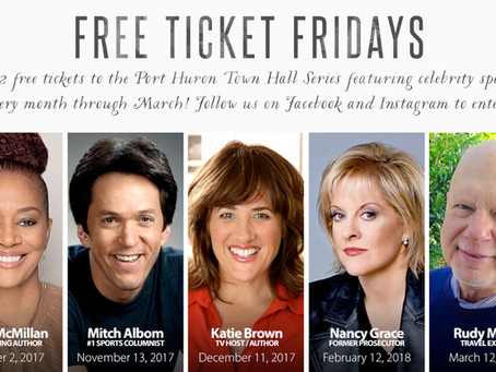 FREE Ticket Fridays