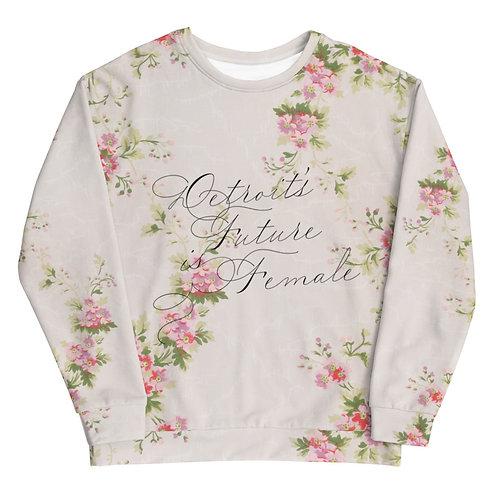 DFF Vintage Print Genderless Sweatshirt