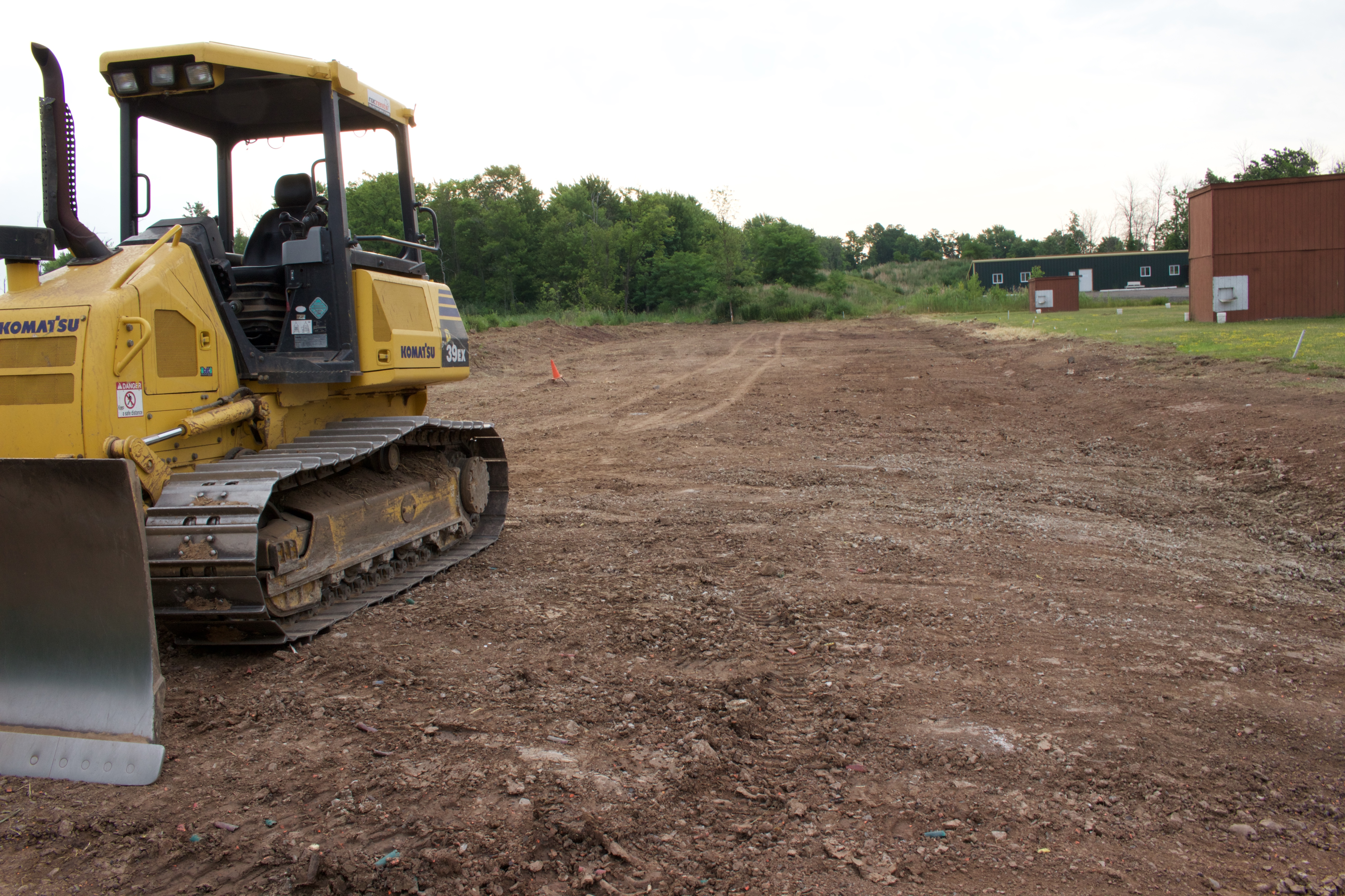 Site Grading