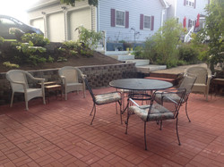 Patio, Outdoor Living Space