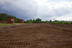 Screened Topsoil Installation
