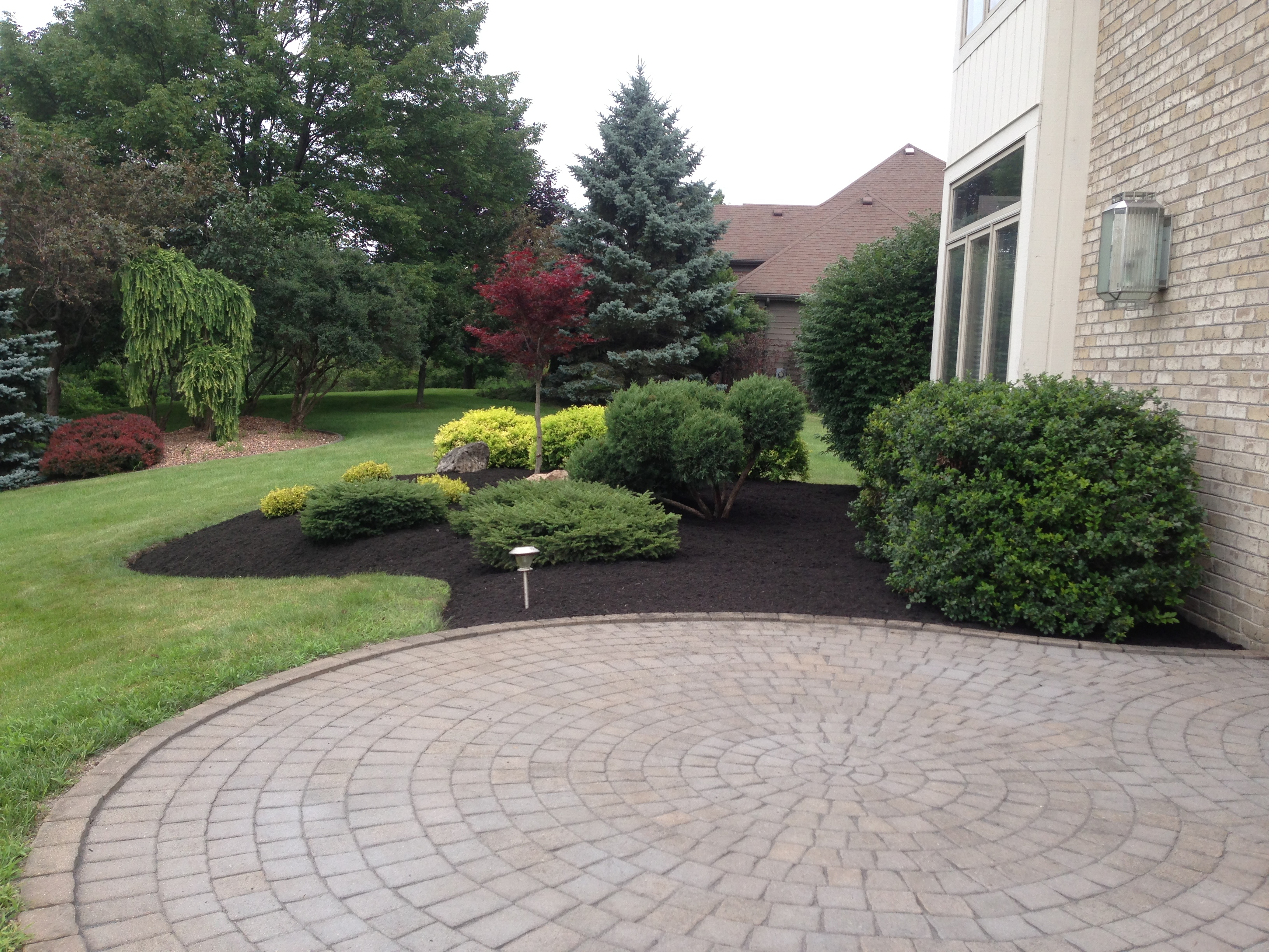 After Landscape Maintenance
