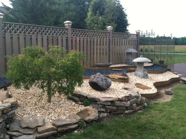 Rock Garden Design & Build