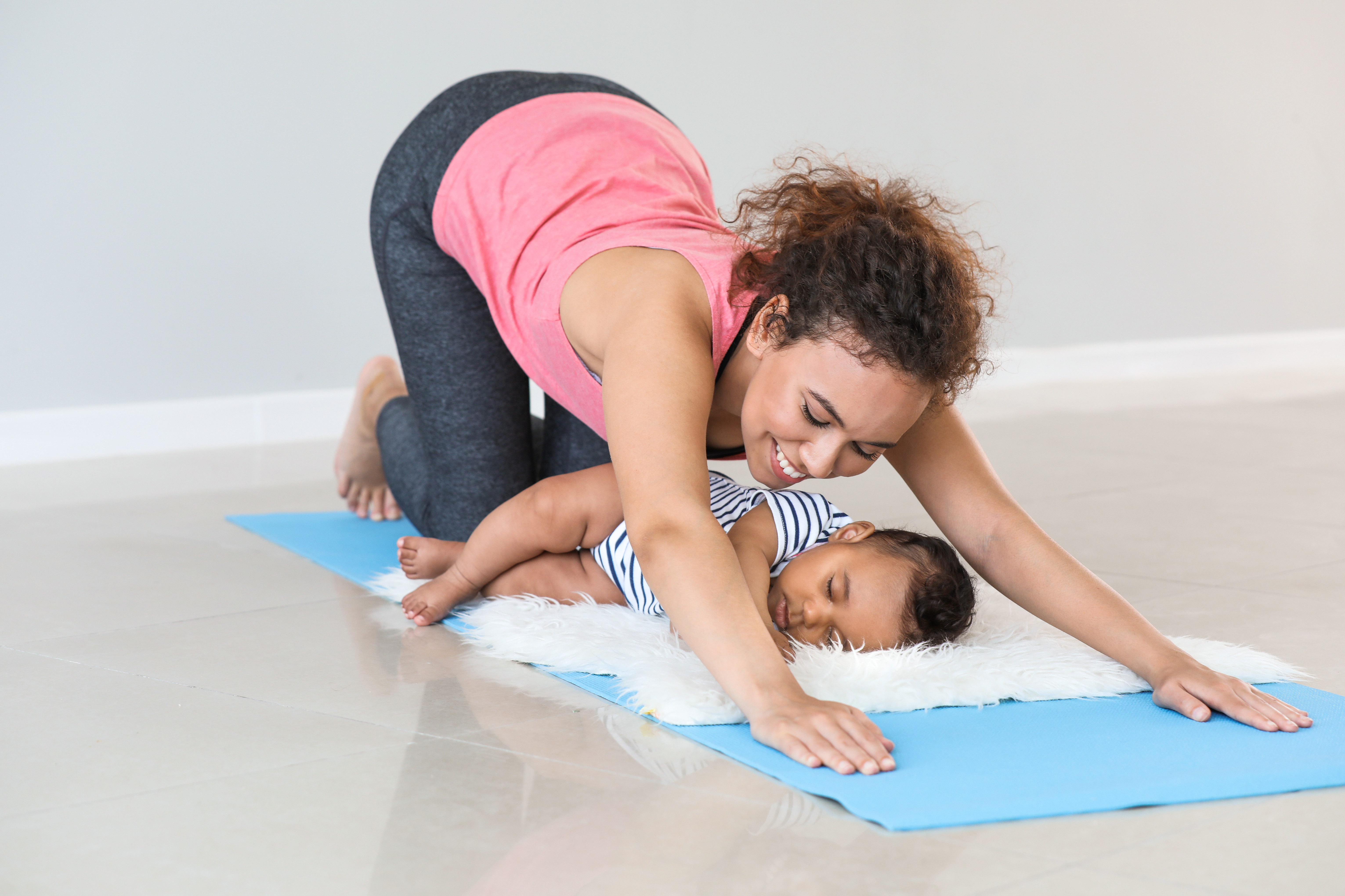 Yoga for New Parents at MMJ