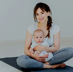 Virtual Yoga for New Parents