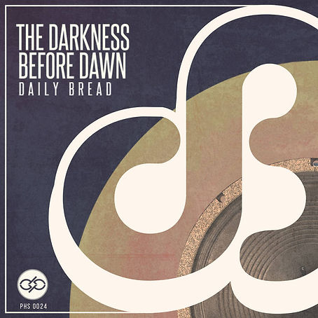 Daily Bread Music Darkness Before Dawn Cover Art by Artifakts.