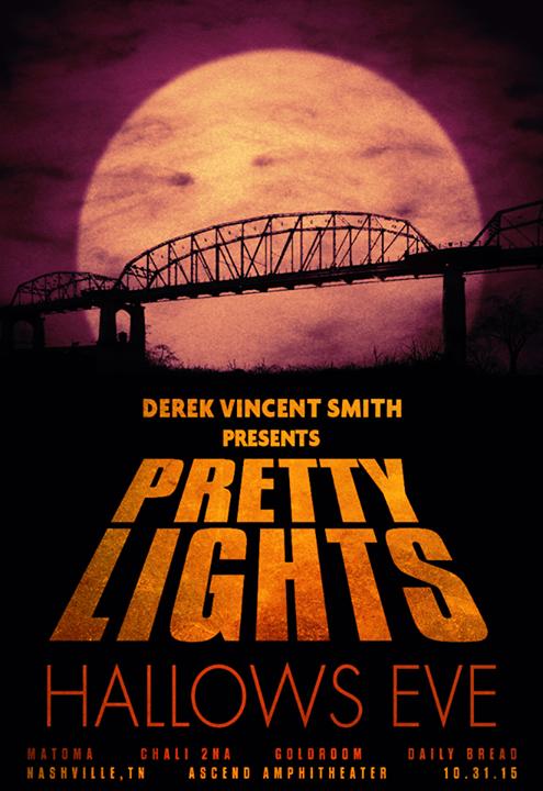 Pretty Lights in Nashville Halloween Night w/ Matoma, Chali 2na, Gold Room, Daily Bread