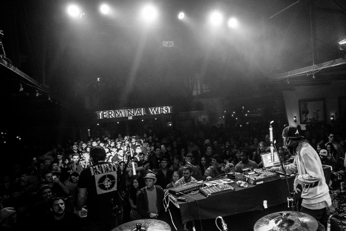 Terminal West 2/10/17 SOLD OUT