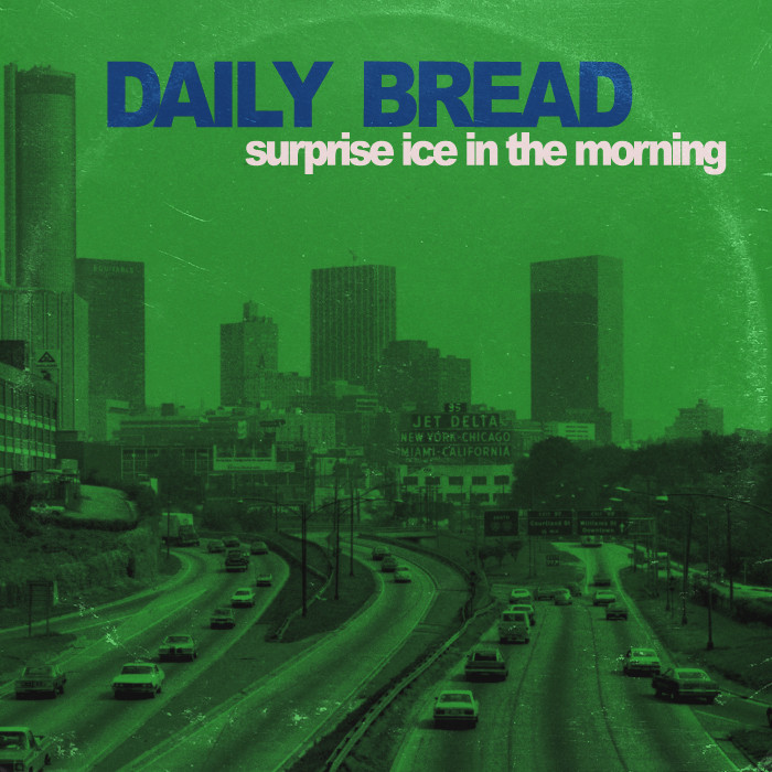New Sounds // Surprise Ice At Dawn