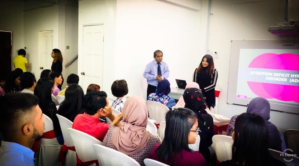 Pakar Psikiatri Kanak Kanak dan Remaja Seremban, Dr Rajandran Muthoo