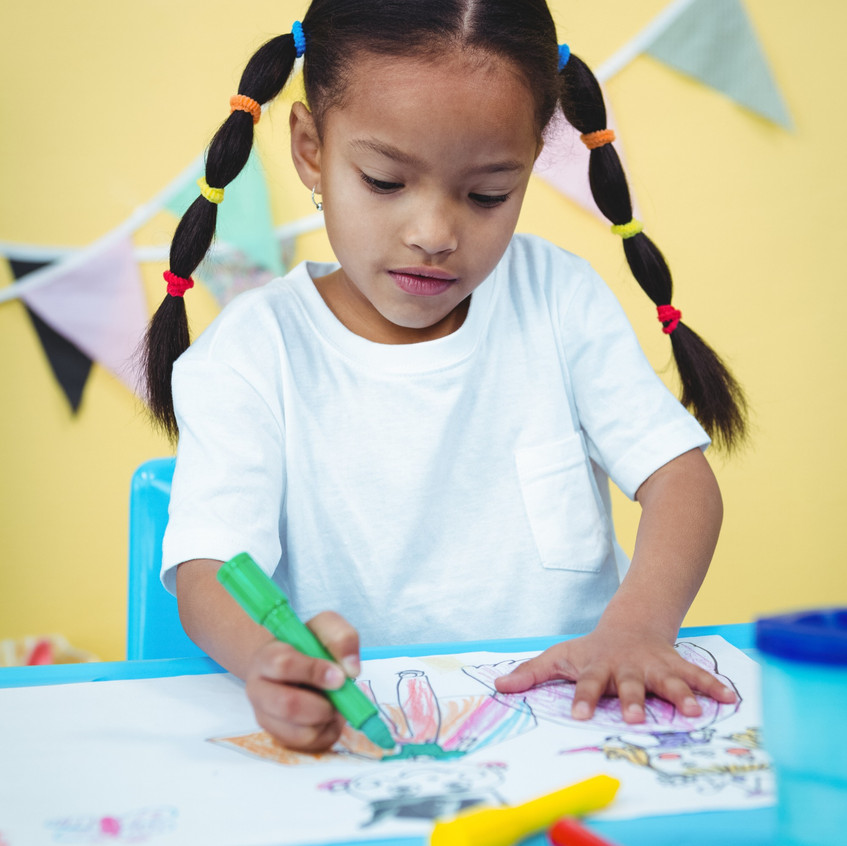 Occupational Therapy for Autism Seremban writing skills