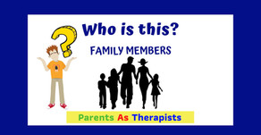 """How to get child your child to start calling you """"Mum or Dad""""-Louis Therapy Tips"""