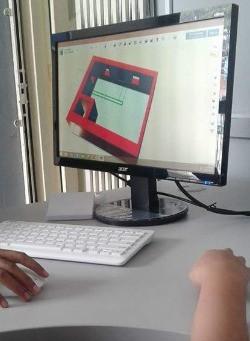 Louis Center Seremban IT course for Auti