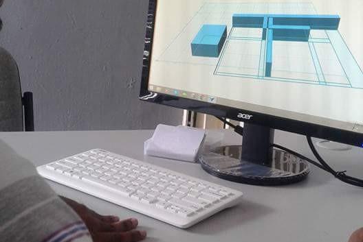 Louis Center 3D Designing Course