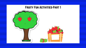 Speech Therapy Activity: A Fun Strategy to Train Your Child to Follow Instructions: Part 1