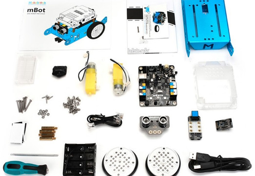 Louis Center Seremban's kids with autism are able to assemble and program this kit now