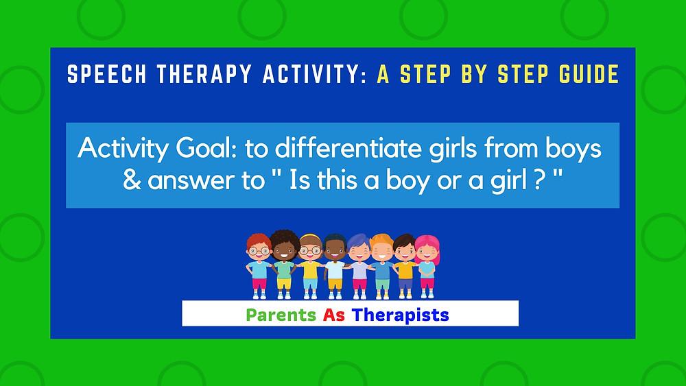 Speech therapy autism Seremban