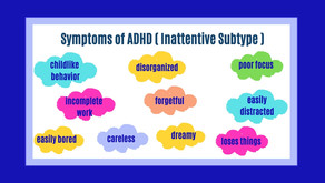 Does your child have ADHD? He/she may also suffer from Depression!
