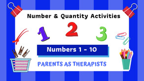 Academic Intervention: How to Teach your Child Number & Quantity Relationship?
