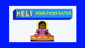 Occupational Therapy Solutions: Help your Picky Eater !