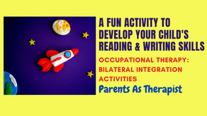 Occupational Therapy: Bilateral Integration