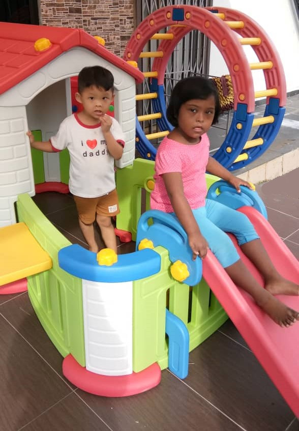 Playhouse for the Little Ones