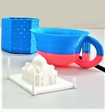 Louis Center Seremban 3D design and prin