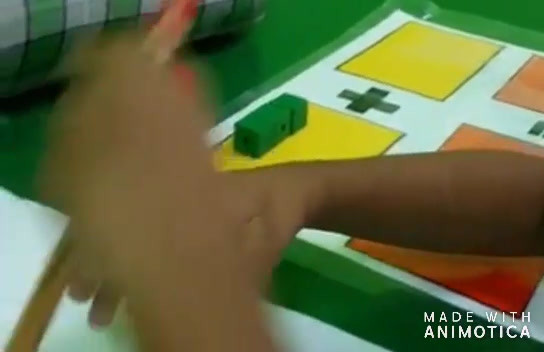 Addition using the Multisensory Approach