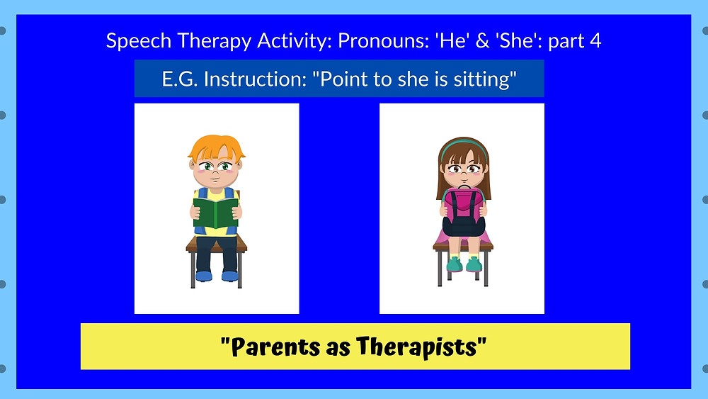 Speech therapy Advice Seremban Louis Center