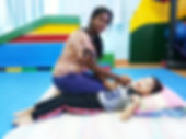 physiotherapy at louis center seremban for cp or cerebral palsy