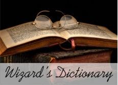 Wicked Wizard E Liquid Vaping Dictionary