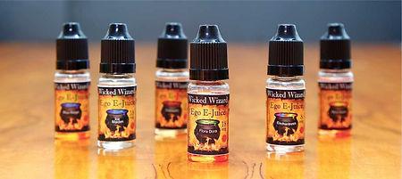 Wicked Wizard Fruit Flavour E-liquid