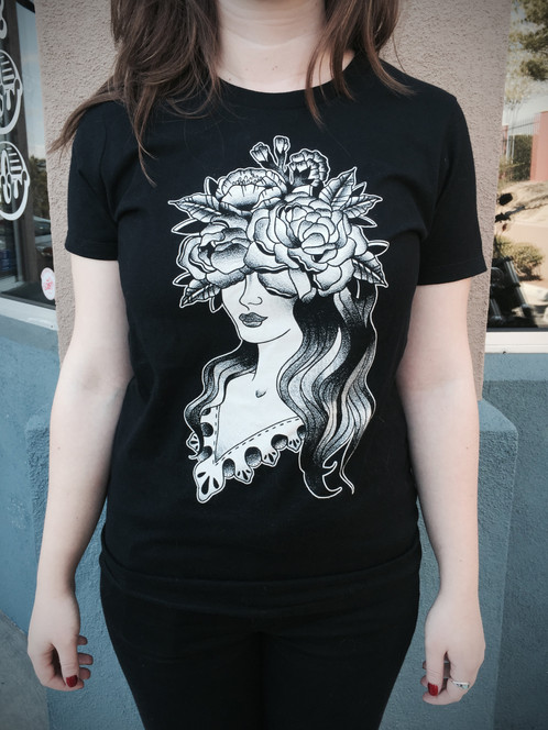 devoted ink taryn mcelvany tee