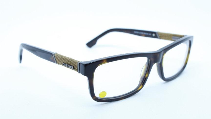 Óculos de Grau Diesel DL5126 52 54X16 145