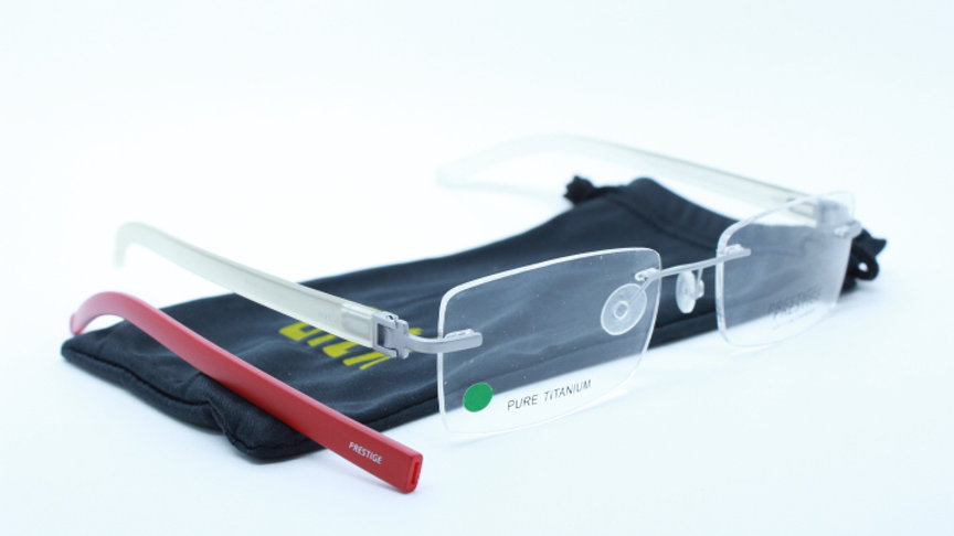 Óculos de Grau Prestige PT104 C3 54X19 140
