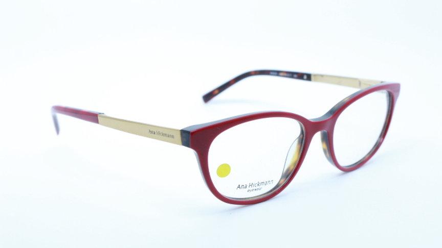 Óculos de Grau Ana Hickman AH6236 G22 49X17 140