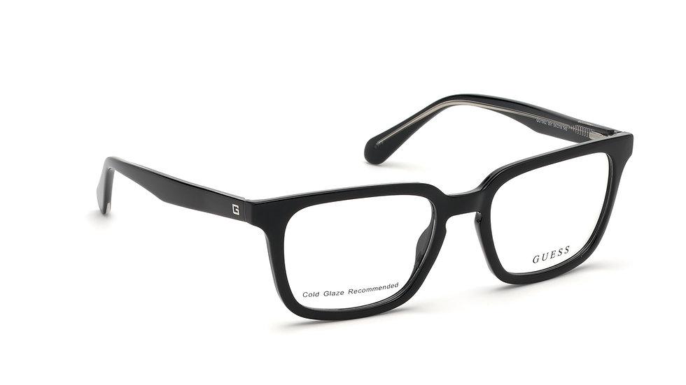 Óculos de Grau Guess GU1962 001 54x19 145