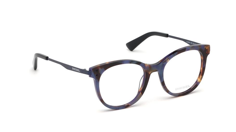 Óculos de grau DIESEL DL5297 055 50X18 140