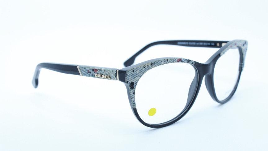 Óculos de Grau Diesel DL5155 5 55X16 140