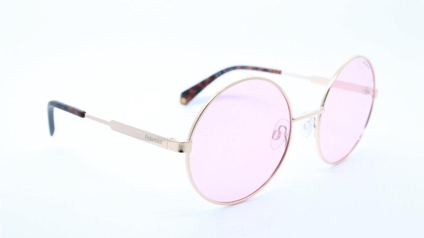 Óculos de Sol Polaroid PLD 4052/S 35J 550F 55X20 145