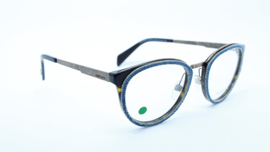 Óculos de Grau Diesel DL5154 52 50X20 145