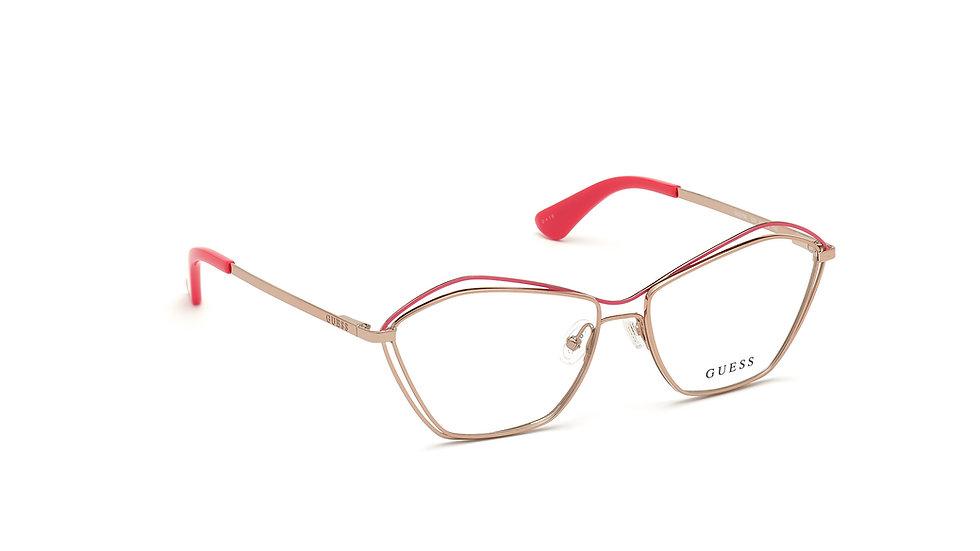 Óculos de Grau Guess GU2759 028 57x14 140