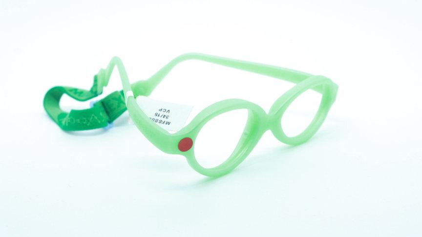 Óculos de Grau Miraflex BABY ZERO 2 VCP 34X15